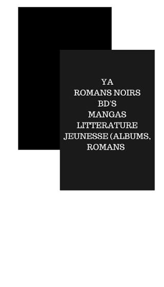 yaromans2bnoirsbd2527smangaslitteraturejeunesse2b2528albums252c2bromans2529